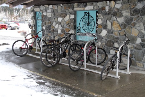 bikesinrackbystoplight